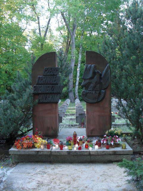 Братская могила воинов Войска Польского