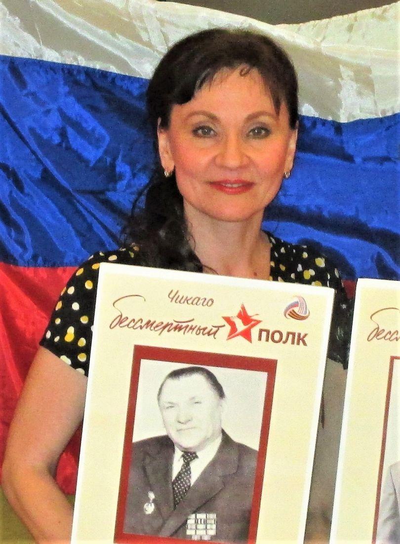 Дагенхарт Наталья Юрьевна