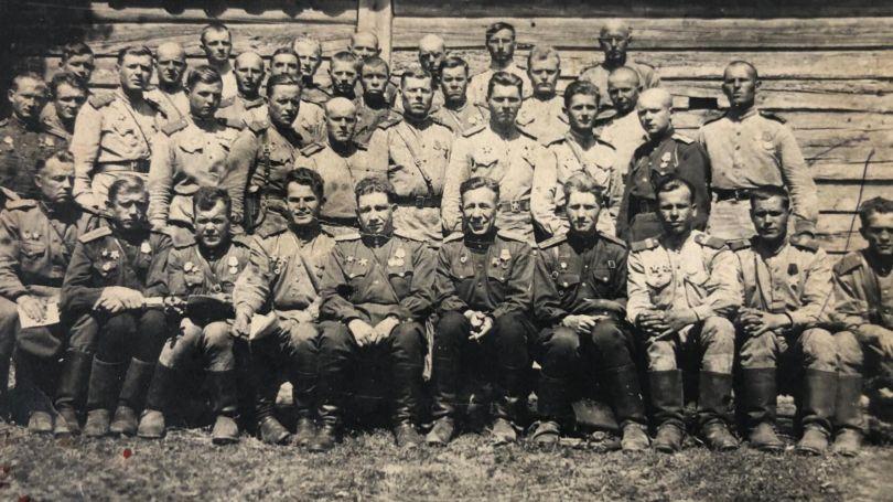 Орлов Михаил Александрович,1905г.р.2р.4 слева