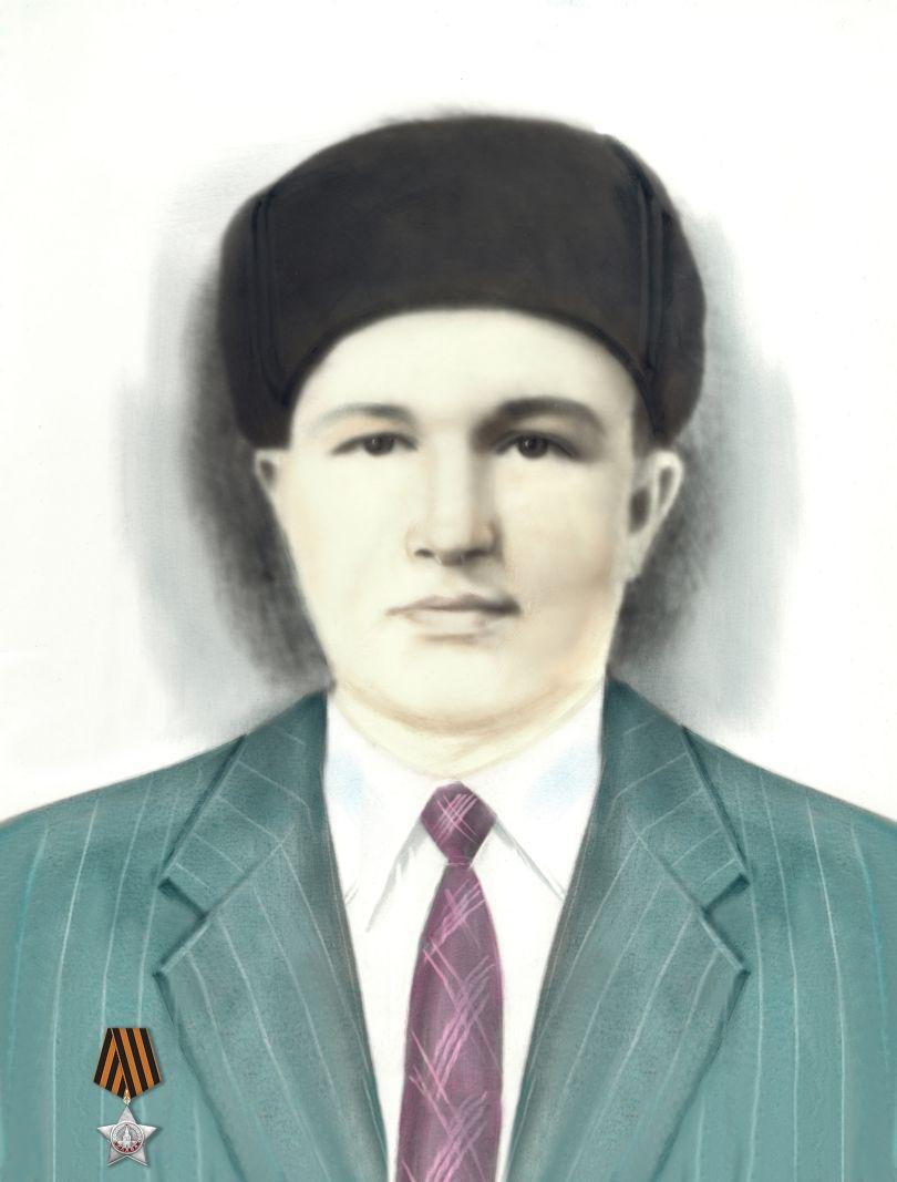 Попов Николай Яковлевич