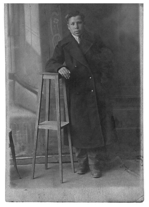 Николаев Николай Еремеевич