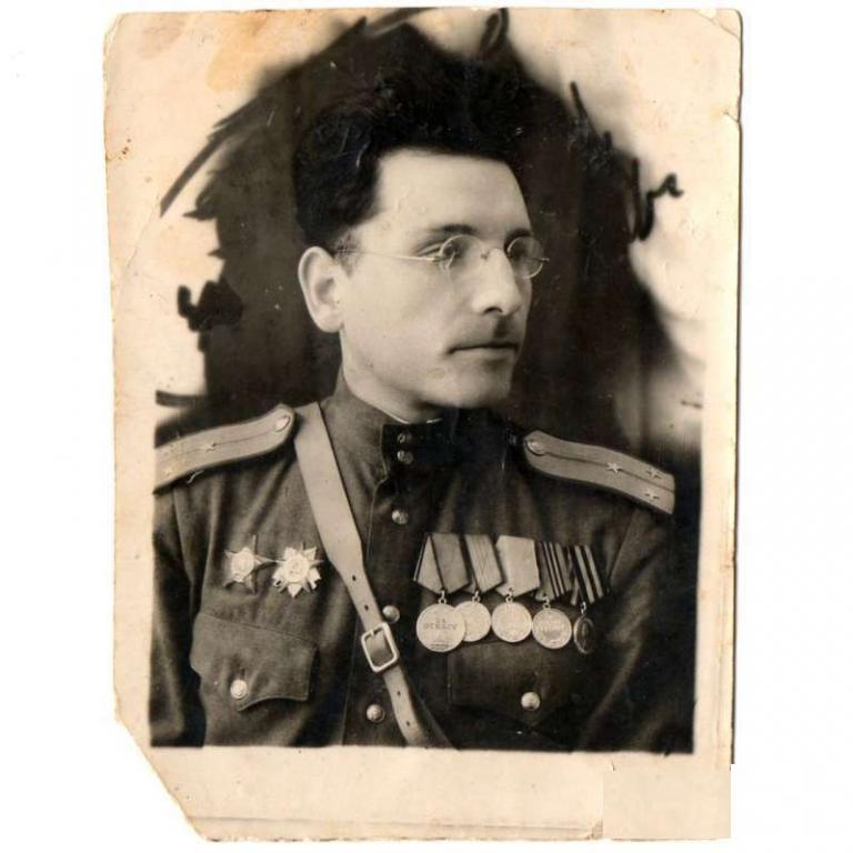 Денисьев Георгий