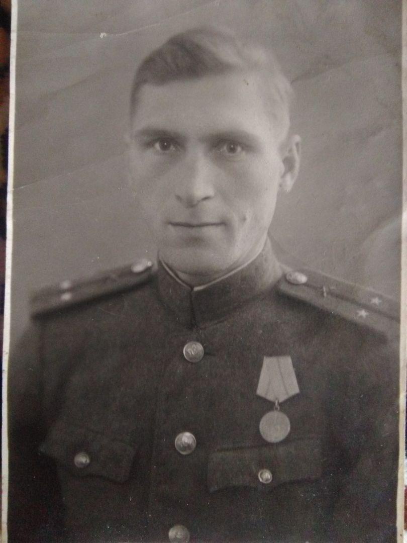Данилов Сергей Семенович