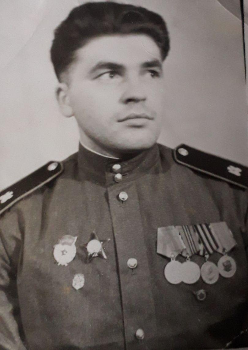 Сосновский Владимир Федорович