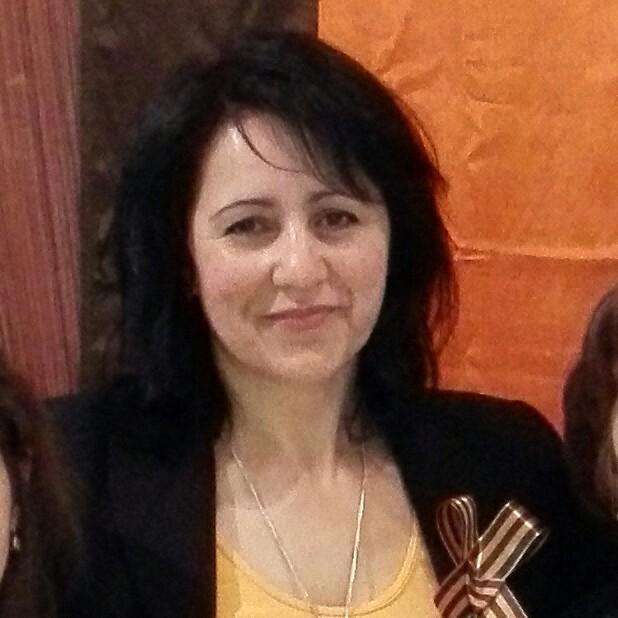 Сапарова Наталья Александровна