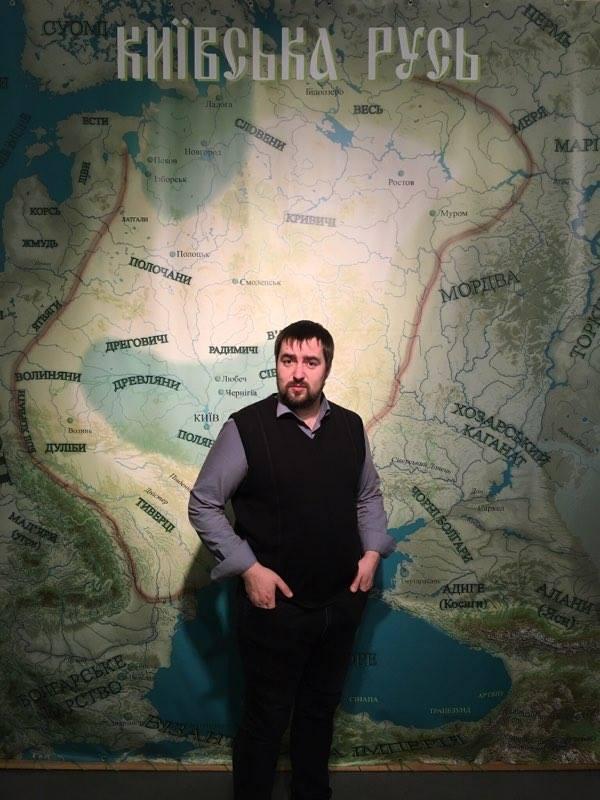 Мамросенко Константин Константинович
