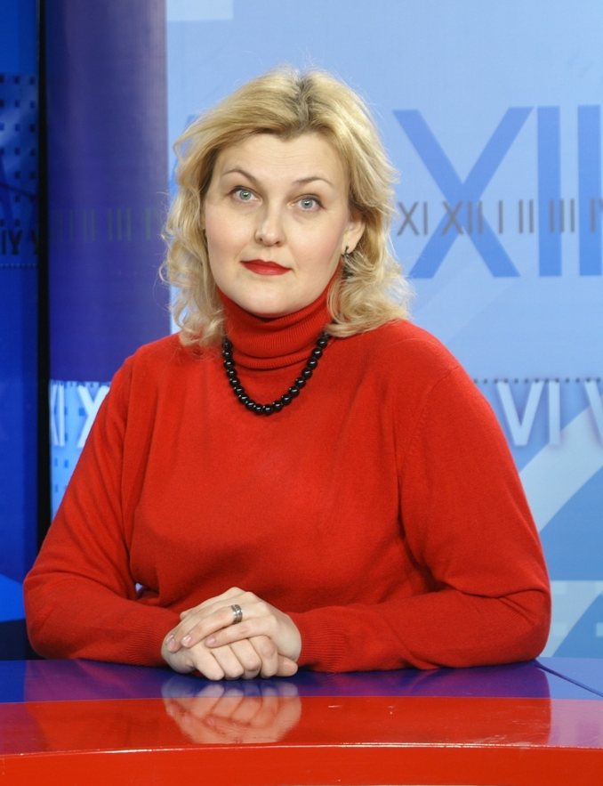 Сухих Елена Владимировна