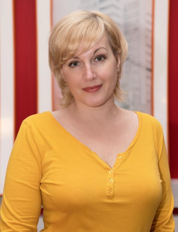 Колсанова Наталья Александровна